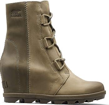Sorel Joan of Arctic Women's Leather Wedge II Boots (Alpine)