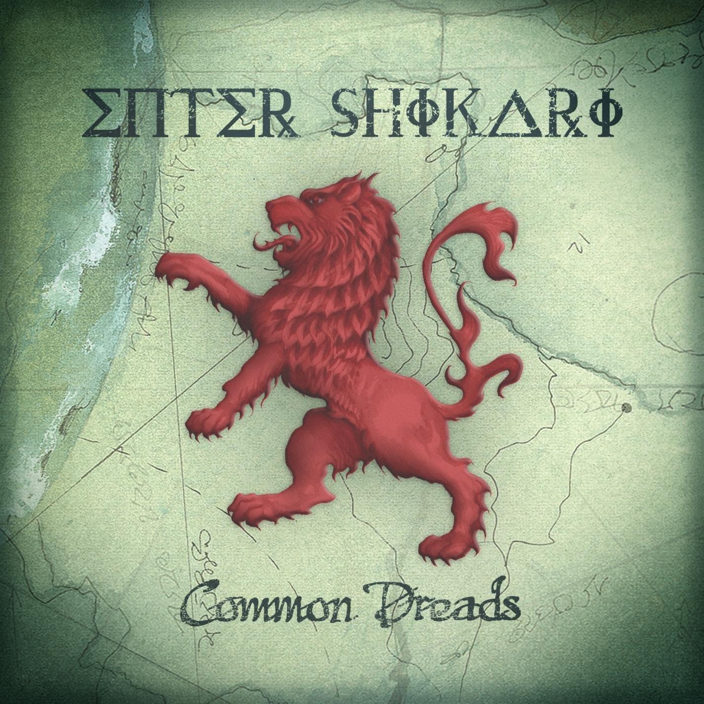 Risultato immagini per enter shikari common dreads