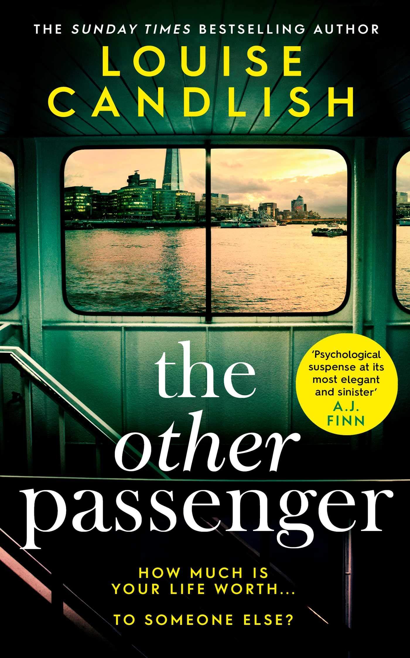 The Other Passenger: Amazon.co.uk: Candlish, Louise: 9781471183447 ...