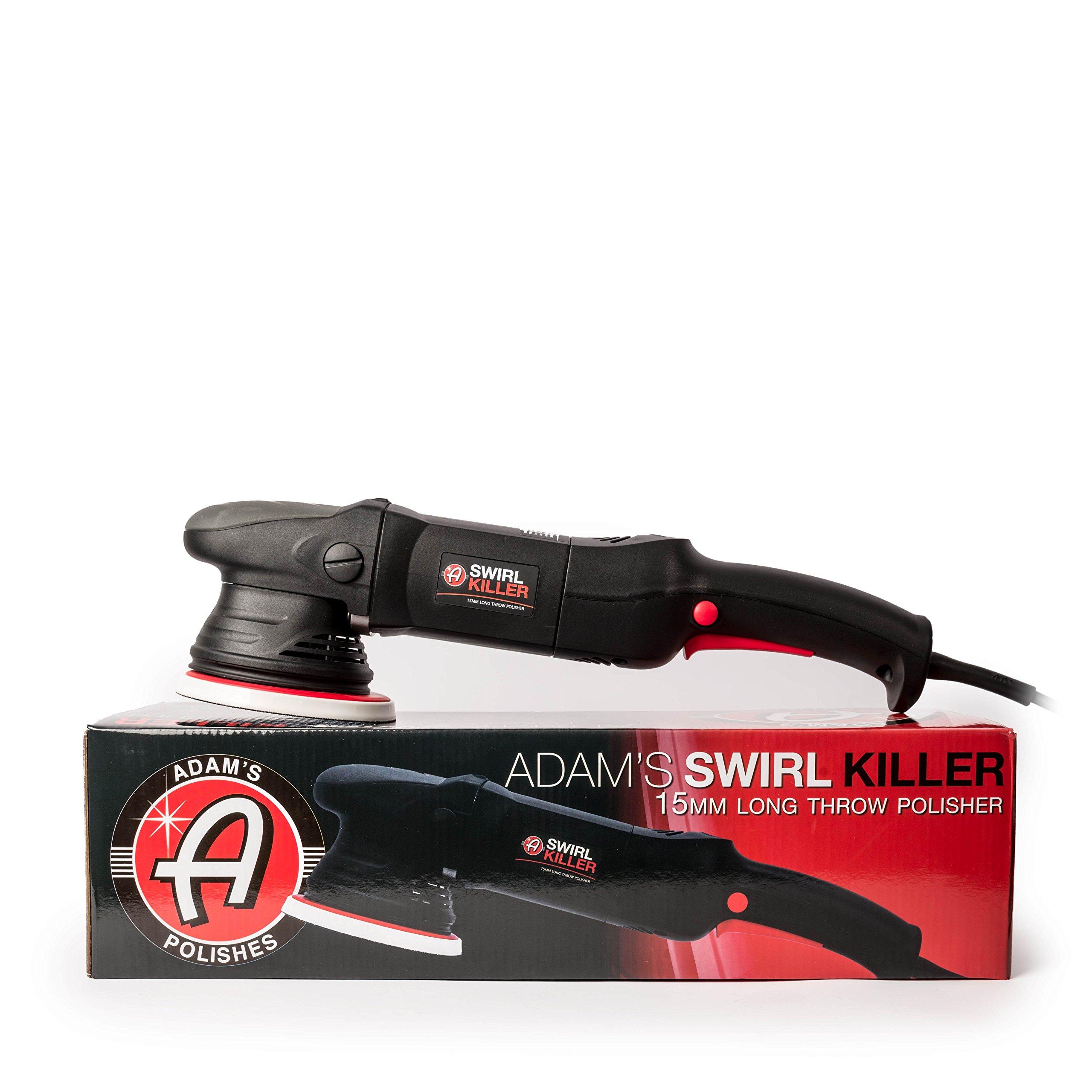 Adam's Swirl Killer 15mm Long Throw Polisher (Polisher)