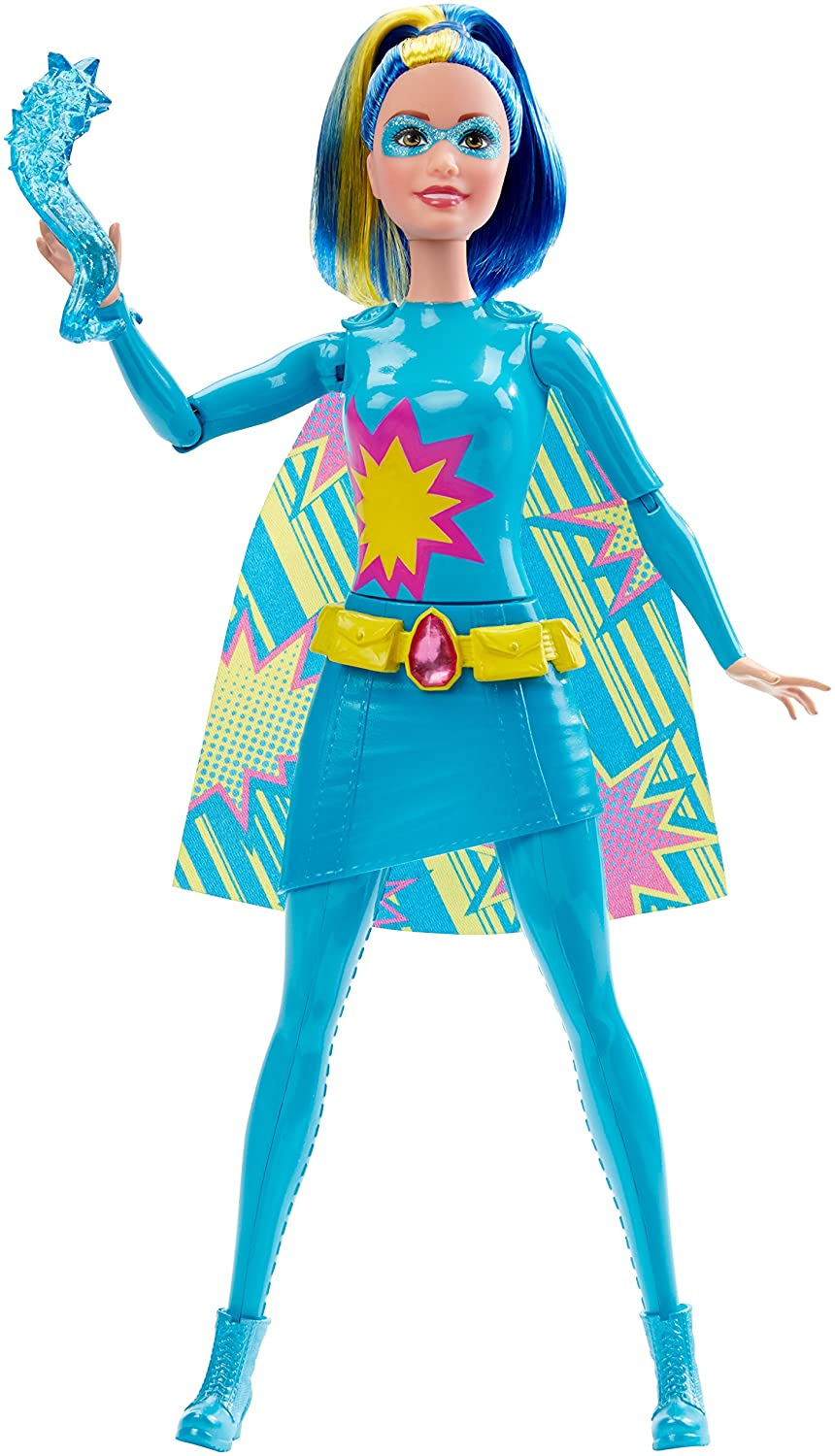 Amazon Barbie Water Super Hero Doll Toys Games