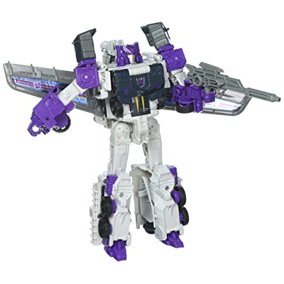Transformers Generations Titans Return Decepticon Octone and Murk: Toys & Games