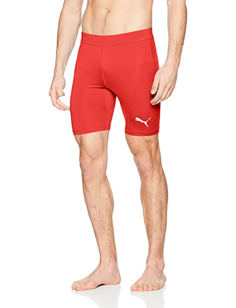 db6e2ddddfc8 Puma Men s Liga Tight Shorts  Amazon.co.uk  Sports   Outdoors