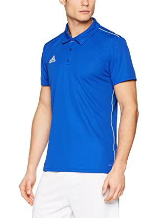 109aea95a0db4 adidas Men's Core 18 Polo Shirt
