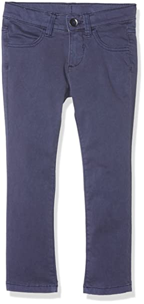United Colors of Benetton Trousers, Jeans para Niñas: Amazon.es: Ropa y accesorios
