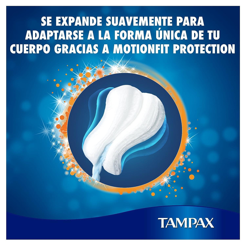 Tampax Compak Pearl Super Plus con Aplicador, el Mejor Tampón Tampax en Comodidad, Protección y Discreción, 18 Unidades: Amazon.es: Amazon Pantry