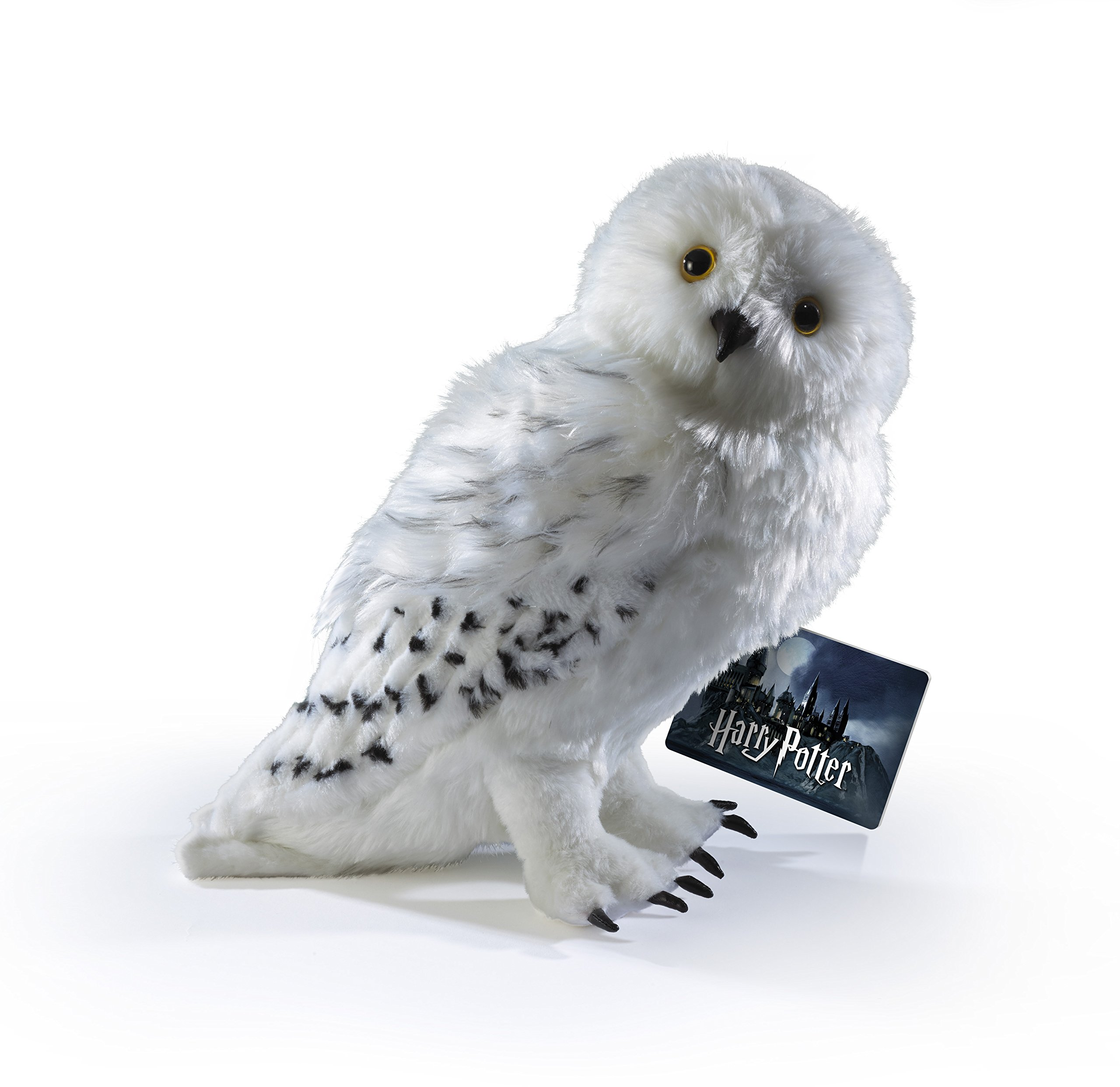 Harry Potter Hedwig Collector Plush by The Noble Collection