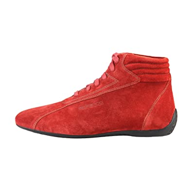 Sparco Boots Monza red - Man - 40  Amazon.co.uk  Shoes   Bags fe178a2e1