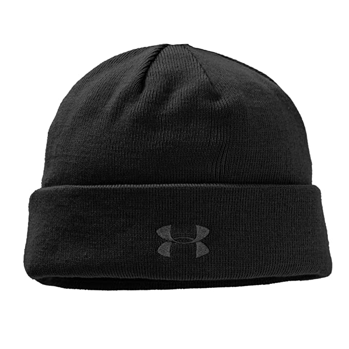 0eeb01f0435f3 Amazon.com  Under Armour Men s Tactical Stealth Beanie  Clothing