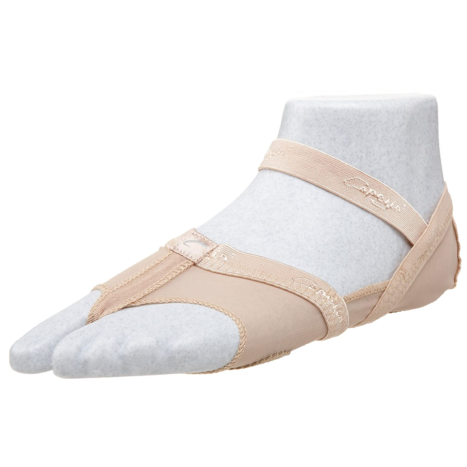 Capezio Women's H07FB Full Body footUndeez Lyrical/Modern Shoe