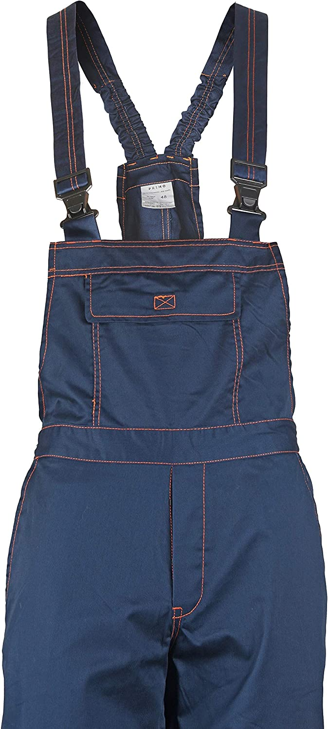 Stenso Primo Mens Work Bib and Brace Dungarees