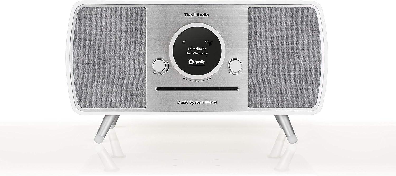 Tivoli Audio Music System Home in White