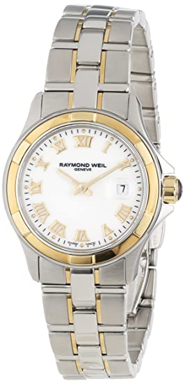 Raymond Weil 9460-SG-00308 - Reloj de Pulsera Mujer, Acero Inoxidable: Amazon.es: Relojes