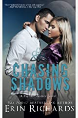 Chasing Shadows (Psychic Justice Book 1) Kindle Edition