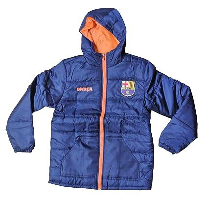 Rhinox FC Barcelona - Chaqueta de Invierno (Extra Grande ...