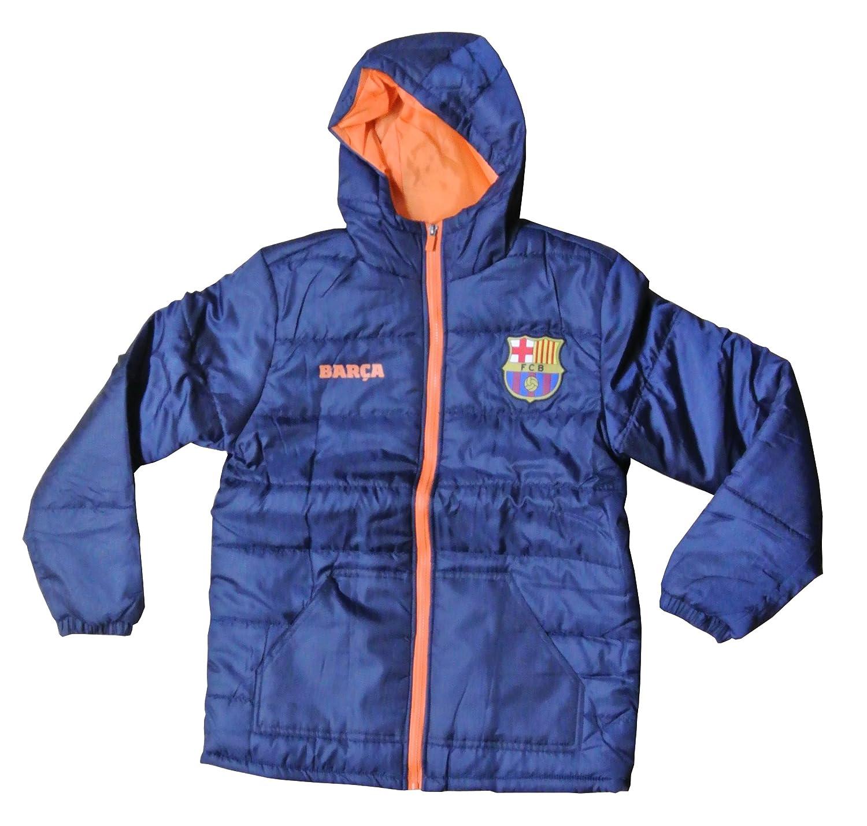 バルセロナバルセロナパッド入りジャケット(公式冬ジャケット) B00PE65UGE Large