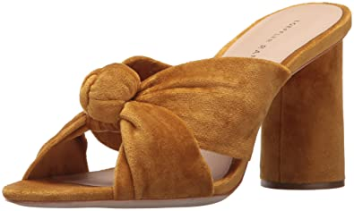 73cdb648736 Amazon.com: Loeffler Randall Women's Coco High Heel Knot Slide ...