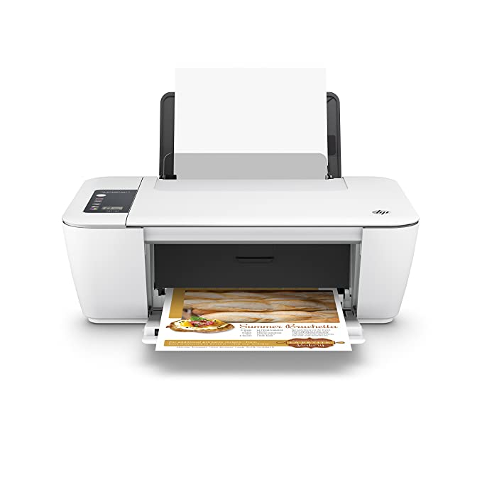 HP Deskjet 2543 All-in-One - Impresora multifunción de tinta (WiFi, B/N 7 PPM, color 4 PPM)