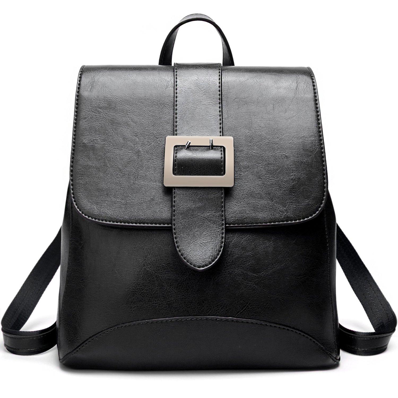 Womens Fashion Backpacks Purse PU Leather Shoulder Bags Ladies Casual Rucksack School Bags