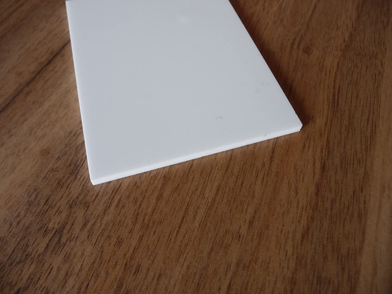 Plaque acrylique XT blanc 500 x 500 x 3 mm PMMA blanc alt-intech® alt-intech PC/PMMA Plaque