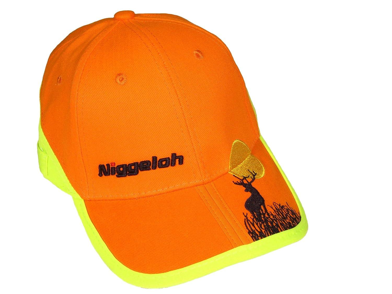 Niggeloh cap, naranja, 091100050