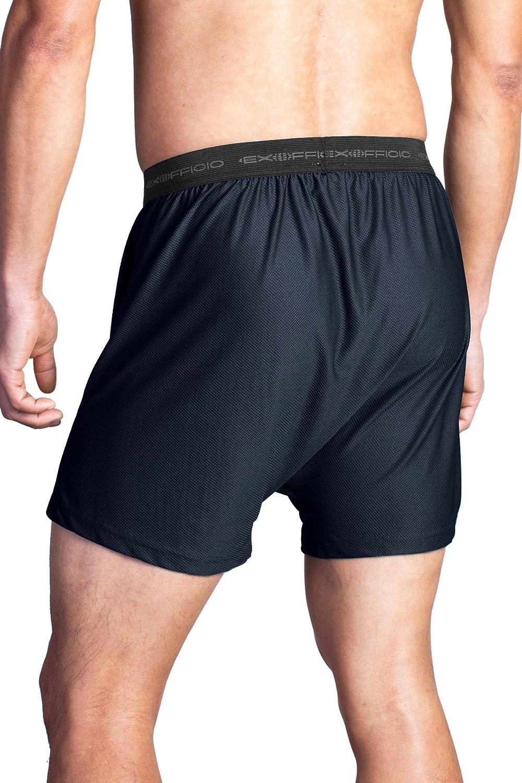 ExOfficio Mens Give-N-Go Boxer Travel Underwear