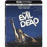EVIL DEAD (4K) (BD) (DGTL) [Blu-ray]