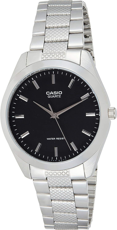 Casio MTP1274D 1A Homme Montre: Casio: : Montres  m1RJS