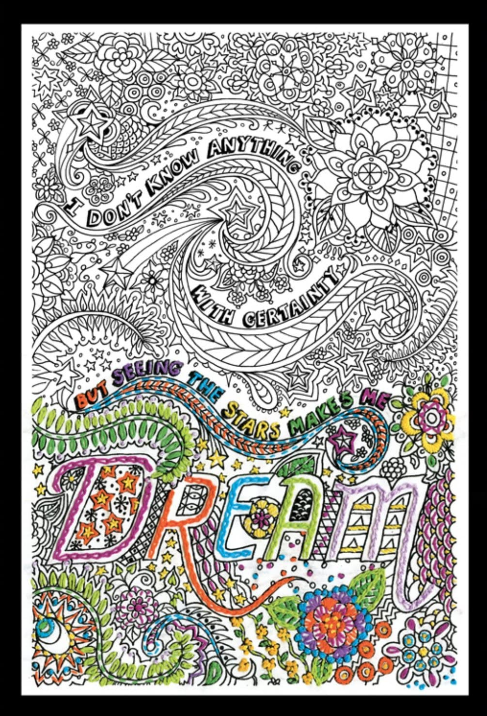 Dream Tobin 311799 Zenbroidery Stamped Embroidery 10X16