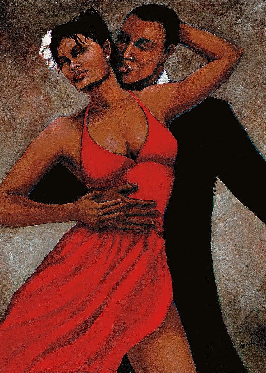 Female African Fantasy Art