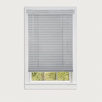 Amazoncom Achim Home Furnishings Morning Star 1 Vinyl Mini Blinds