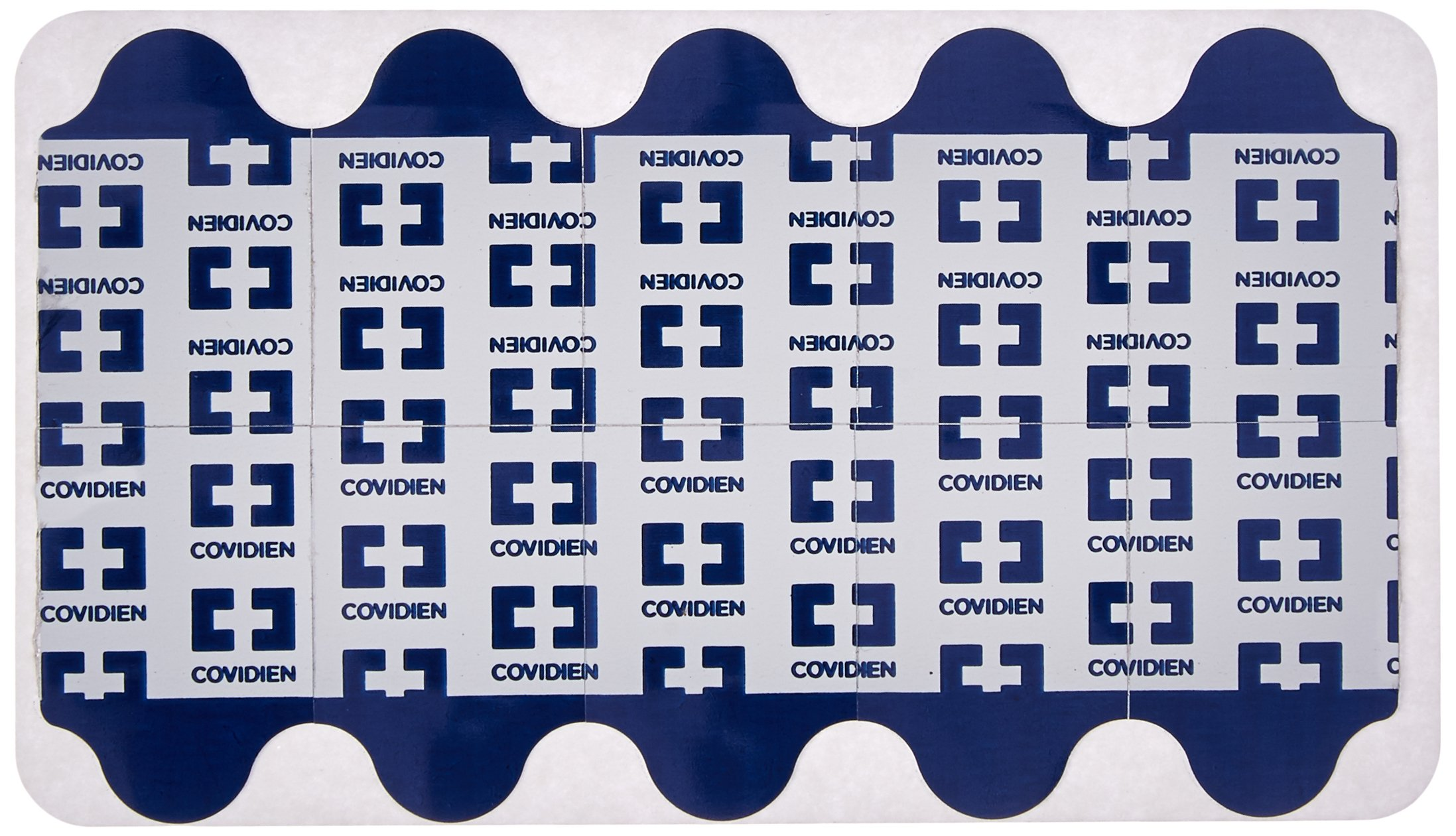 Covidien 31433538 Kendall 5400 Diagnostic Tab Electrodes (Pack of 4000)
