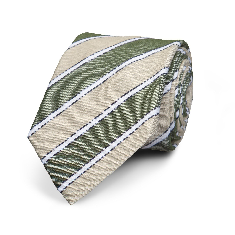 Blick Corbata de seda rayada verde - gris: Amazon.es: Ropa y ...