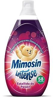 Mimosín Intense Estallido de Pasión Suavizante Concentrado para 58 lavados - 1 Botella