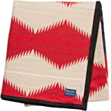 Pendleton Brave Star Blanket Red/White/Blue, One Size