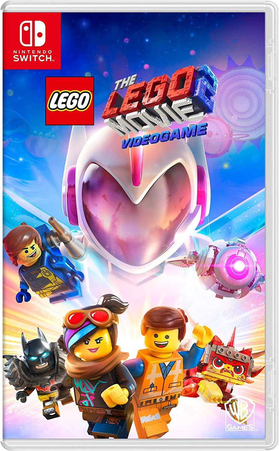 The LEGO Movie 2 Videogame - Nintendo Switch [Importación alemana ...
