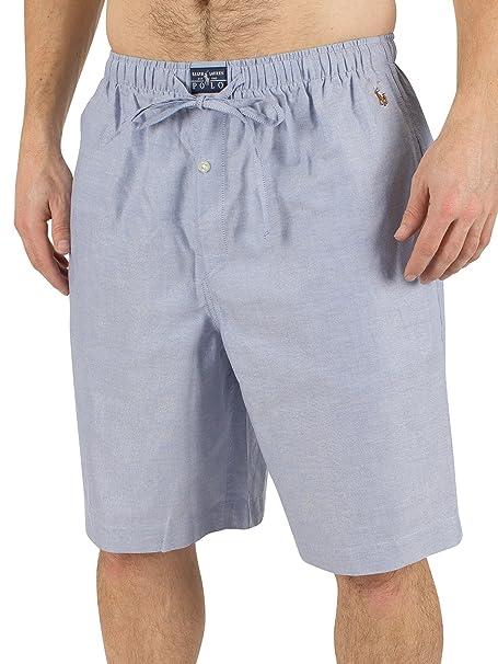 POLO RALPH LAUREN SLEEPSHORT W/Self Waistband, Pantalones de ...