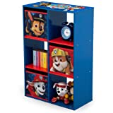 Delta Children 6 Cubby Storage Unit, Nick Jr. PAW