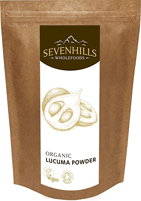 Sevenhills Wholefoods Lúcuma En Polvo Orgánico 500g