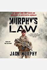 Murphy's Law: My Journey from Army Ranger and Green Beret to Investigative Journalist Audible Audiobook