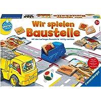 Ravensburger 247264 Wir Spielen Baustelle Spel