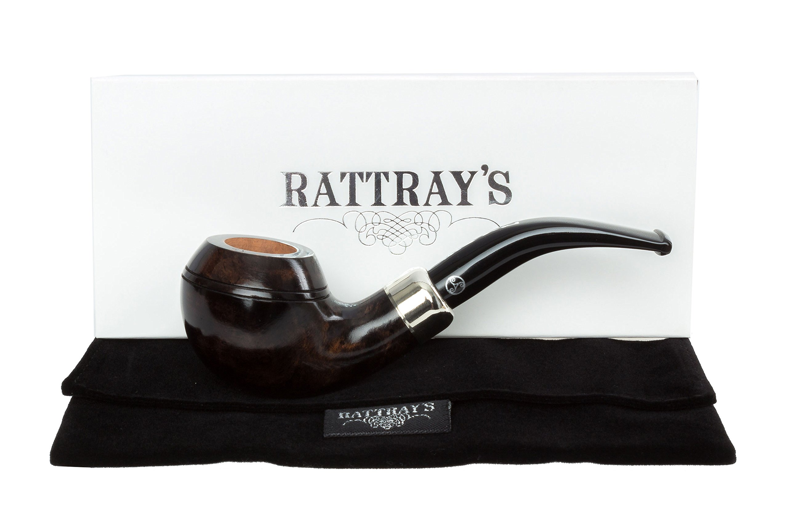 Rattray's Stone Of Scone 71 Tobacco Pipe