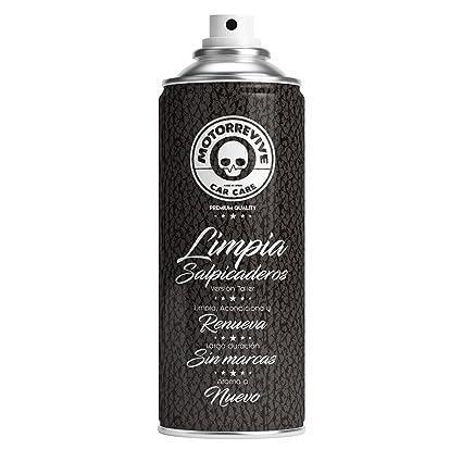 Motorrevive - Limpia Salpicaderos Profesional, Acabado Mate sin Brillo - 400 ml