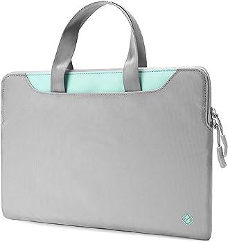 Tomtoc Slim Laptop and Tablet Sleeve Handbag Laptop Tote Bag
