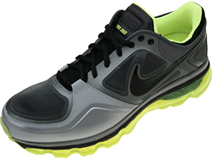 official photos ff5e4 f0377 Amazon.com NIKE Air Max Trainer 1.3 Mens Training Shoes,  StealthBlackCool GreyVolt Everything Else