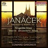 Janacek:Orchestral Works Vol. 3 [Sara Jakubiak; Susan Bickley; Stuart Skelton; Bergen Philharmonic Orchestra, Edward Gardner] [CHANDOS : CHSA 5165]