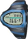Casio CHR-100-1 - Reloj deportivo (50 x 48 x 12 mm, 114g, Azul, CR2025, 17532h, Polymer)