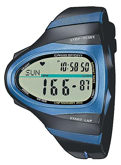 Casio CHR-100-1VER - Reloj (Resina, Resina, CR2025, 47