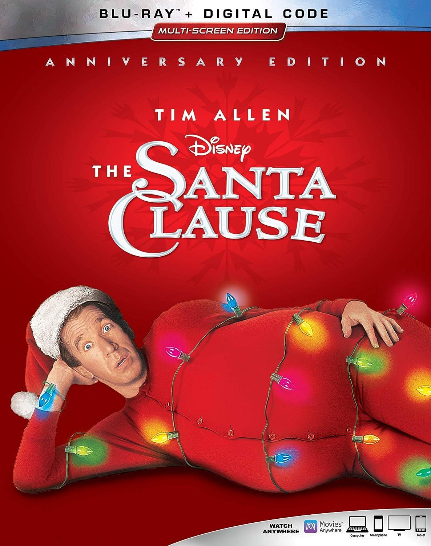 SANTA CLAUSE, THE [Blu-ray]