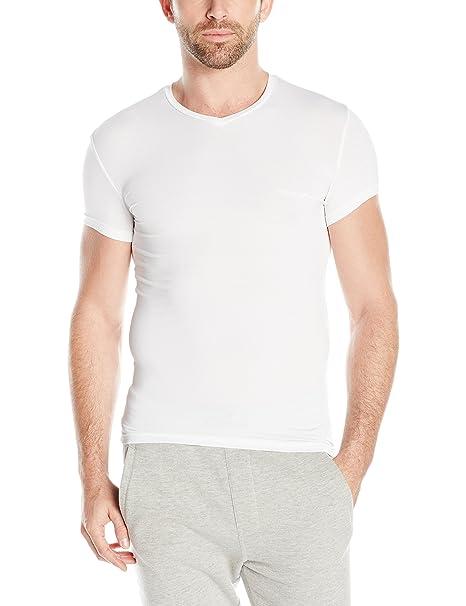 Emporio Armani Camiseta Interior para Hombre: Amazon.es: Ropa y accesorios